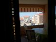 Terrace - view - Apartment A-11763-b - Apartments Kustići (Pag) - 11763