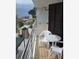 Balcony - Apartment A-11766-a - Apartments Stara Novalja (Pag) - 11766