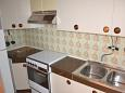 Kitchen - Apartment A-11766-a - Apartments Stara Novalja (Pag) - 11766