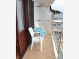 Balcony - Apartment A-11766-b - Apartments Stara Novalja (Pag) - 11766