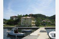 Apartments by the sea Supetarska Draga - Donja (Rab) - 11769