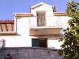 Balcony - Apartment A-11772-a - Apartments Splitska (Brač) - 11772