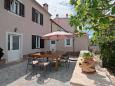 Pula, Terrace u smještaju tipa house, dopusteni kucni ljubimci i WIFI.