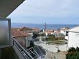 Balcony 2 - view - Apartment A-11798-c - Apartments Sumpetar (Omiš) - 11798