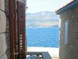 Balcony 1 - view - Apartment A-11805-a - Apartments Postira (Brač) - 11805