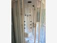 Bathroom - Studio flat AS-11805-a - Apartments Postira (Brač) - 11805