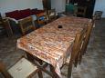 Dining room - Apartment A-11806-a - Apartments Karin Gornji (Novigrad) - 11806