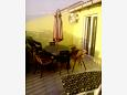 Terrace - Apartment A-11812-a - Apartments Vir (Vir) - 11812