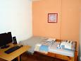 Vranjic, Bedroom 2 u smještaju tipa apartment, WIFI.
