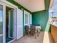 Balcony - Apartment A-11815-a - Apartments and Rooms Nerezine (Lošinj) - 11815