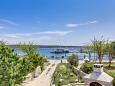 Balcony - view - Apartment A-11815-a - Apartments and Rooms Nerezine (Lošinj) - 11815
