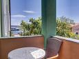 Balcony - view - Room S-11815-a - Apartments and Rooms Nerezine (Lošinj) - 11815