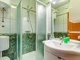 Bathroom - Room S-11815-a - Apartments and Rooms Nerezine (Lošinj) - 11815