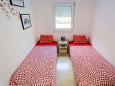 Trogir, Bedroom 2 u smještaju tipa apartment, WIFI.