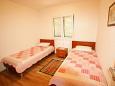 Bedroom 2 - Apartment A-11832-a - Apartments Drvenik Veliki (Drvenik) - 11832