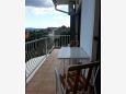 Balcony - Apartment A-11834-a - Apartments Orebić (Pelješac) - 11834
