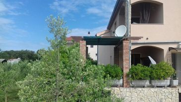 Property Pinezići (Krk) - Accommodation 11843 - Apartments with pebble beach.