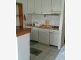 Kitchen - Studio flat AS-11844-a - Apartments Drvenik Donja vala (Makarska) - 11844