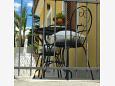 Balcony - House K-11850 - Vacation Rentals Novi Vinodolski (Novi Vinodolski) - 11850