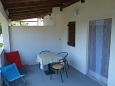 Terrace - Apartment A-11855-c - Apartments Rukavac (Vis) - 11855