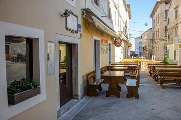 Property Senj (Senj) - Accommodation 11860 - Apartments near sea with pebble beach.