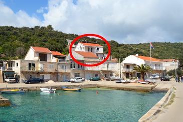 Property Zavalatica (Korčula) - Accommodation 11864 - Apartments near sea.