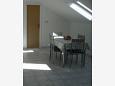 Dining room - Studio flat AS-11865-a - Apartments Rogoznica (Rogoznica) - 11865
