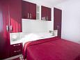 Bedroom 1 - Apartment A-11869-a - Apartments Zečevo Rtić (Rogoznica) - 11869