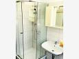 Fažana, Koupelna u smještaju tipa apartment, WIFI.