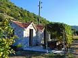 Property Postira (Brač) - Accommodation 11886 - Vacation Rentals with pebble beach.