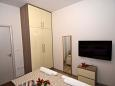 Zagreb, Bedroom u smještaju tipa apartment, WIFI.