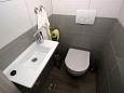 Туалет - Апартаменты A-12573-b - Апартаменты Zagreb (Grad Zagreb) - 12573