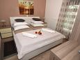 Спальня 1 - Апартаменты A-12573-b - Апартаменты Zagreb (Grad Zagreb) - 12573