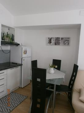 Samobor, Столовая u smještaju tipa studio-apartment, dopusteni kucni ljubimci i WIFI.