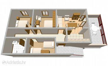 Apartment A-129-a - Apartments Gršćica (Korčula) - 129