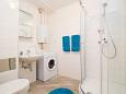 Pula, Koupelna u smještaju tipa apartment, WIFI.