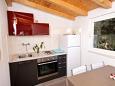 Kitchen - Apartment A-133-b - Apartments Lumbarda (Korčula) - 133