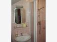 Jelsa, Bathroom 1 u smještaju tipa apartment, dopusteni kucni ljubimci i WIFI.