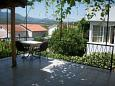 Terrace - Studio flat AS-134-a - Apartments Jelsa (Hvar) - 134