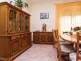 Jídelna - Apartmán A-13521-a - Ubytování Kršan (Središnja Istra) - 13521