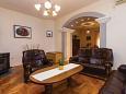 Obývací pokoj - Apartmán A-13521-a - Ubytování Kršan (Središnja Istra) - 13521