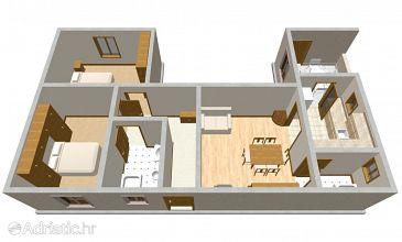 Apartment A-139-a - Apartments Korčula (Korčula) - 139