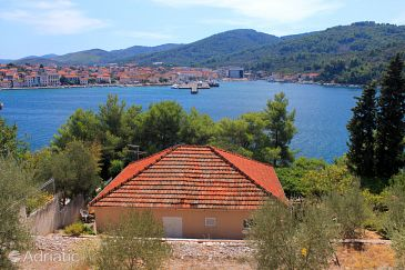 Vela Luka, Korčula, Property 159 - Apartments blizu mora with rocky beach.