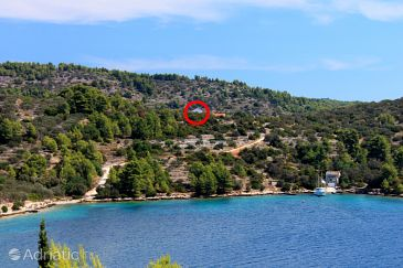 Property Vela Luka (Korčula) - Accommodation 160 - Apartments with pebble beach.