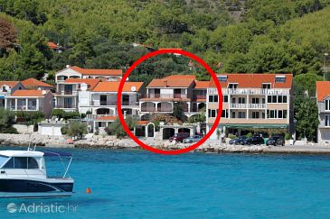 Property Prižba (Korčula) - Accommodation 175 - Apartments near sea.