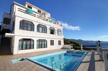 Obiekt Zavalatica (Korčula) - Zakwaterowanie 183 - Apartamenty blisko morza.