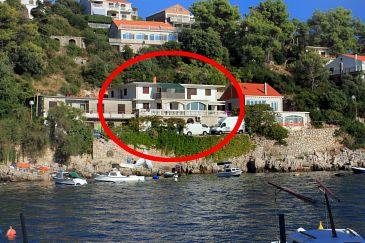 Zavalatica, Korčula, Property 184 - Apartments blizu mora.