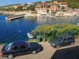 Zavalatica, Korčula, Parking lot 184 - Apartments blizu mora.