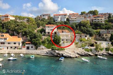 Property Zavalatica (Korčula) - Accommodation 187 - Apartments near sea.