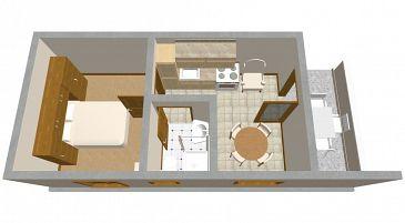 Apartment A-188-b - Apartments Zavalatica (Korčula) - 188